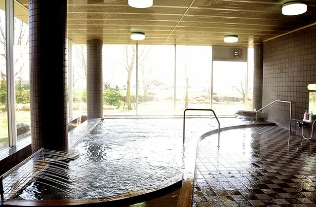 大浴場(日帰り棟)