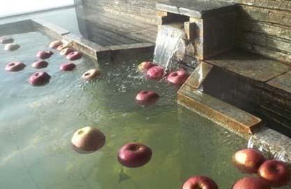 りんごの湯(うち湯)