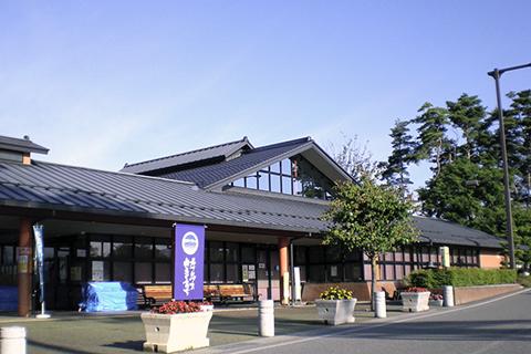 道の駅安曇野松川(寄って停まつかわ)