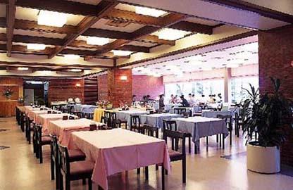 本館レストラン